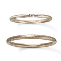 結婚指輪・ジュエリー SIENA - Bridal | KANAERU 叶える/丸(最細)