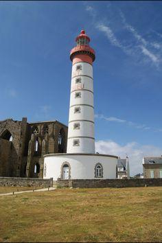 Saint Mathieu Lighthouse, France