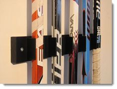 Happy Stick Hockey Stick Display Hangers Holders Puck Displays Hockey Gear, Flyers Hockey, Hockey Mom, Hockey Stuff, Ice Hockey Sticks, Hockey Bedroom, Hockey Party, Man Cave Gifts, Man Cave Home Bar
