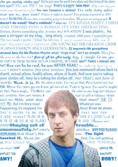 Rory Williams quotes by Aredell on deviantART