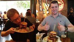 The Devastator Burger Quest – Red Dog Saloon - Meet the Challengers Red Dog, Meet, Food, Essen, Meals, Yemek, Eten