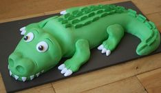 crocodile cake - Google Search