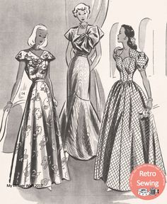 The Haslam System of Dresscutting No. 26  1950's  PDF