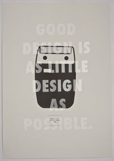 Image result for dieter rams signature