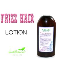 Just Natural Frizz Hair Lotion - Review & Photos - Beautetude