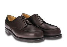 Weston - Chaussure Homme Cuir - Derby Marron 641