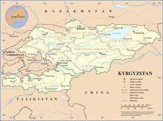 Un-kyrgyzstan ◆Kirgizië - Wikipedia http://nl.wikipedia.org/wiki/Kirgizi%C3%AB #Kyrgyzstan