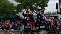 Political entries unwelcome in Orange City tulip festival parade