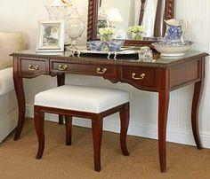plantation dressing table | wetherlys | bedroom decor | pinterest