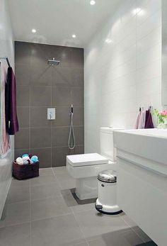 Best Light Grey Paint Color And White Bathroom Tile Ideas Blue Gray