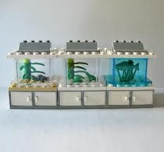 lego fishtank