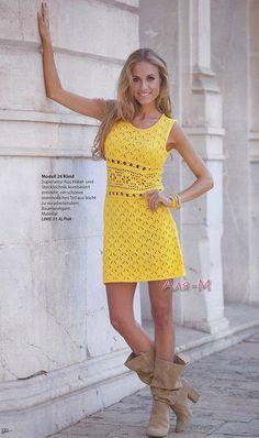 dress w/chart