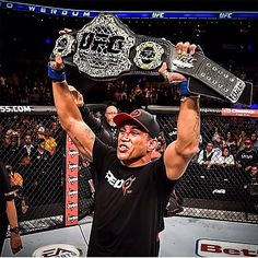 very deserving new champion Fabricio Werdum celebrating : if you love #MMA, you'll love the #UFC & #MixedMartialArts inspired fashion at CageCult: http://cagecult.com/mma