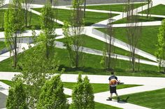 Scholars' Green Park Landscape Architecture: gh3 Location: Mississauga, ON