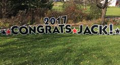 Graduation Yard Signs, Minnesota, Cards, Maps, Playing Cards