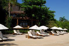 Beach - Ponta dos Ganchos Resort / Brazil