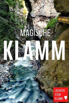 Liechtensteinklamm Wanderung