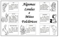Atividades Tema: Folclore