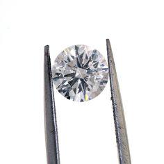 1.74 tcw Round Cut Women's Diamond Engagement Ring #DiamondsByAl #Solitaire