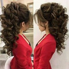 The best ideas of beautiful graduation hairstyles – Photo News Beautiful makeup hairstyles best ideas…Beautiful wedding hairstyles: fashion trends in 201838 mejores peinados cortos 2017 – wedding makeup best photos Elegant Hairstyles, Loose Hairstyles, Bride Hairstyles, Hairstyles 2018, Beautiful Hairstyles, Graduation Hairstyles, Quinceanera Hairstyles, Short Hair With Layers, Hair 2018