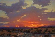 Southwest Symphony by robert kuester Oil ~ 40 x 60