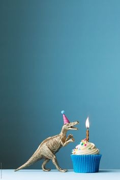 Birthday cake and toy dinosaur by Ruth Black for Stocksy United Happy Birthday Art, Happy Birthday Images, Happy Birthday Greetings, Vintage Birthday, Birthday Messages, Birthday Pictures, Birthday Fun, Birthday Quotes, Sister Birthday