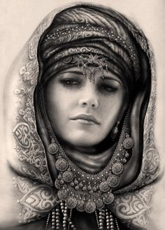 Amazing pencil drawing - Paolo Ramirez