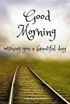 Wishing you a beautiful day gm.