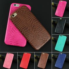 For iphone 6 6s 7 Case Luxury Crocodile Snake Print Leather Case Back Cover for iphone 6 6s 7 Plus 5 5S SE Phone Bags Coque Capa // iPhone Covers Online //   Price: $ 9.95 & FREE Shipping  //   http://iphonecoversonline.com //   Whatsapp +918826444100    #iphonecoversonline #iphone6 #iphone5 #iphone4 #iphonecases #apple #iphonecase #iphonecovers #gadget #gadgets