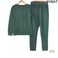 7de210feea9b Taovk New Russia Style Womens Autumn Tracksuit Women Hoodies 2-Piece Set  T-Shirts