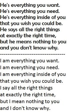 Dannii Minogue - Everything I Wanted Lyrics | MetroLyrics