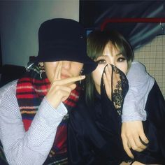 CL made a surprise guest appearance during G-Dragon's June concert, 'G-DRAGON 2017 CONCERT: ACT III, M. In addition to IU's guest appearance, CL's visit excited the plus fans in attendance even further. Seungri, Kpop Girl Groups, Kpop Girls, Girls Generation, Cl Rapper, Gd And Cl, Cl Instagram, Chaelin Lee, Lee Chaerin