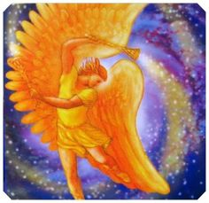 "Archangel Jeremiel: name translates to ""Mercy of God."" He is responsible for helping recently crossed over souls through their life review. Jeremiel can also assist the living as they attempt to make positive changes and take inventory of their existence."