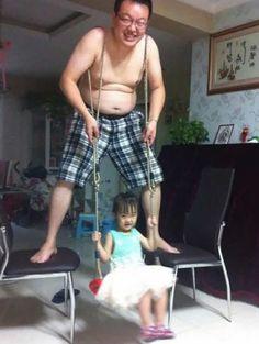 Warum Mama Papa nie mit dem Baby allein lassen sollte | unfassbar.es