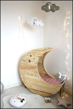 celestial themed baby bedroom decorating ideas