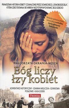 B�g liczy �zy kobiet -   Okrafka-N�dza Ma�gorzata , tylko w empik.com: 20,99 z�. Przeczytaj recenzj� B�g liczy �zy kobiet. Zam�w dostaw� do dowolnego salonu i zap�a� przy odbiorze!