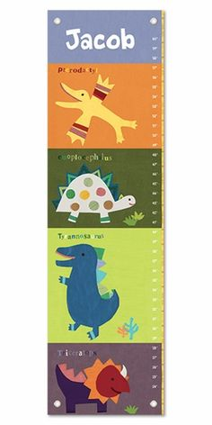 Favorite Gift Ideas from I See Me - personalized growth chart