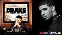 Win Tickets To Drake's Club Paradise Spring Tour!