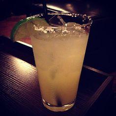 Margarita hecha con tequila Patrón, 620 State, Bristol, VA