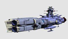 4連波動砲艦