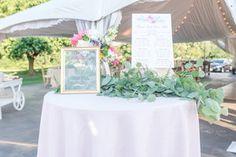 wedding reception, wedding ideas, outdoor wedding, seating chart, wedding signage