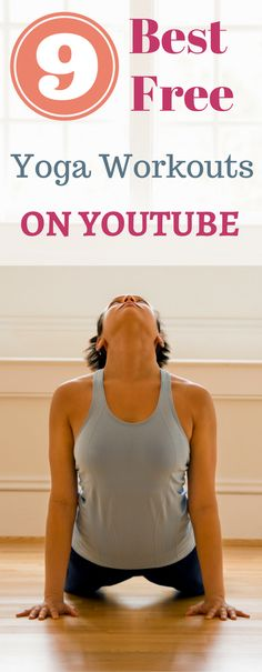 These yoga workout videos are a great way to relax, be healthy, and feel amazing!