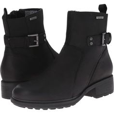 Rockport First Street Waterproof Gore Bootie (Black Waxy Pull WP WL)... ($128) ❤ liked on Polyvore featuring shoes, boots, ankle booties, ankle boots, black, motorcycle boots, black platform boots, platform bootie, platform ankle boots and black waterproof boots