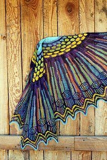 Ravelry: Princess Peacock pattern by Natalia Moreva