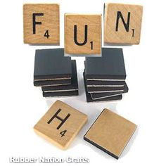 this site has the exact size magnet peel and sticks for scrabble tiles!