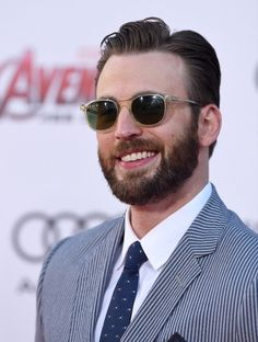 Chris Evans 'Avengers: Age of Ultron' World Premiere
