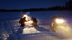 LOCAL  L.A. Now  Measuring the snowpack goes high-tech with airborne lasers and radar  NASA SnowEx projectResearchers with NASA's SnowEx project at a study site at Island Lake in the San Juan Mountains in Colorado on Feb. 15. (NASA Hydrological Sciences)  By Joseph SernaContact Reporter