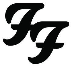 foo fighters logo - Google Search