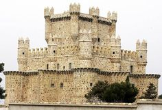 Small Castles, Magical Home, Fortification, Iglesias, Historical Architecture, Stirling, Forts, Places To See, Palace