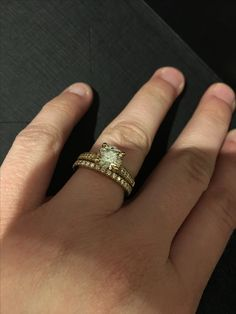 Where are all the yellow gold ladies? 💛 - Weddingbee | Page 4